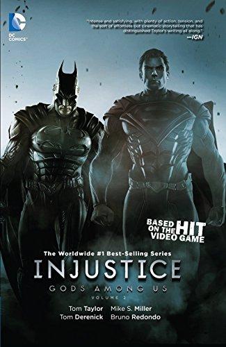 9781401250454: Injustice: Gods Among Us Vol. 2