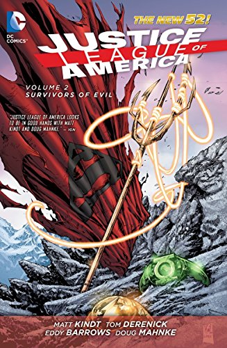 Justice League of America Vol 2 Survivors of Evil