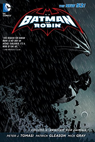 9781401250584: Batman and Robin Vol. 4: Requiem for Damian (The New 52)