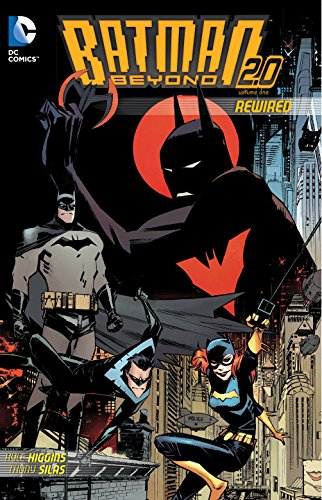 9781401250607: Batman Beyond 2.0: Rewired