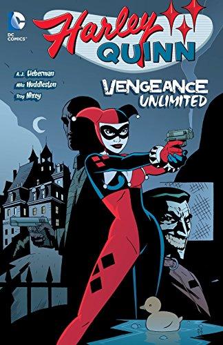 9781401250683: Harley Quinn: Vengeance Unlimited TP