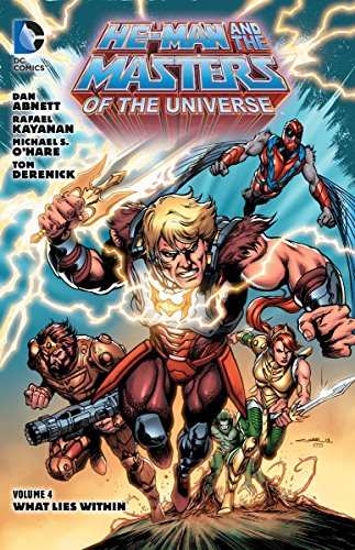 9781401250690: He-Man and the Masters of the Universe Volume 4: What Lies Within TP