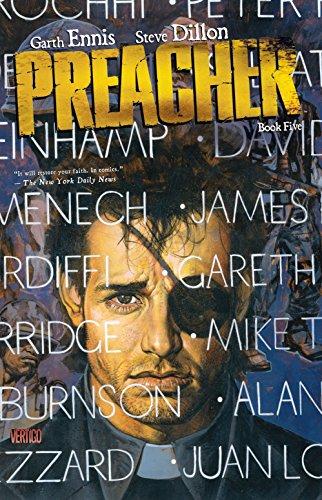 9781401250744: Preacher Book Five (Preacher (Numbered))