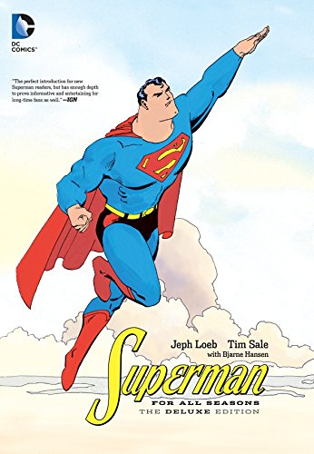 9781401250782: Superman for All Seasons Deluxe Edition HC