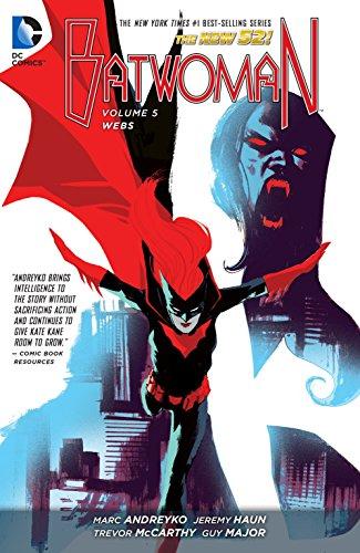 9781401250829: Batwoman Vol. 5: Webs (The New 52) (Batwoman: The New 52!)