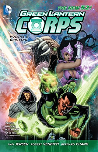 Green Lantern Corps Vol. 5: Uprising (The New 52)