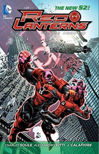 9781401250904: Red Lanterns Vol. 5: Atrocities (The New 52)