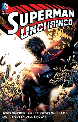 9781401250935: Superman Unchained (The New 52)