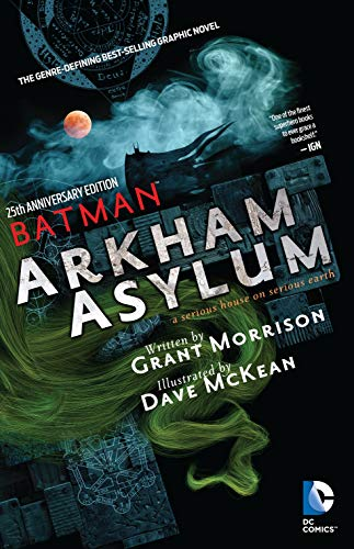 9781401251246: Batman: Arkham Asylum 25th Anniversary