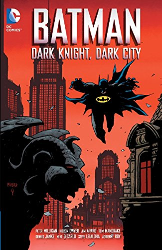 9781401251277: Batman: Dark Knight, Dark City