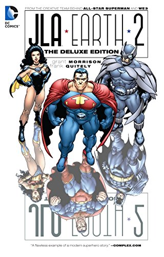 9781401251352: JLA Earth 2