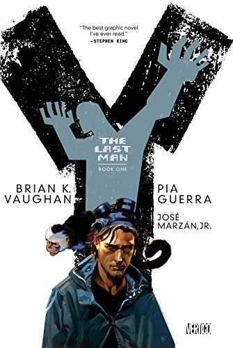 9781401251512: Y: The Last Man Book One