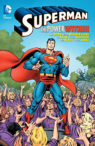 9781401251529: Superman: The Power Within TP
