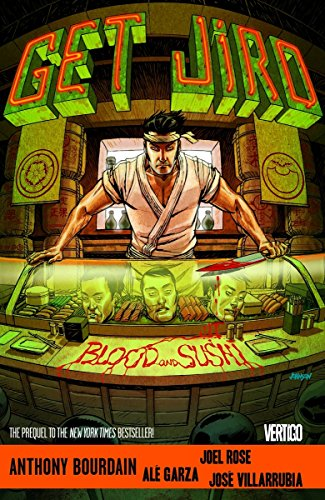 9781401252267: Get Jiro: Blood and Sushi