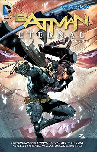 9781401252311: Batman Eternal Vol. 2 (The New 52) (Batman Eternal: The New 52!)