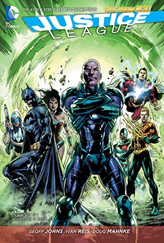 Justice League Vol. 6: Injustice League (The New 52)