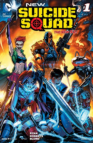 9781401252380: New Suicide Squad Vol. 1: Pure Insanity (The New 52)