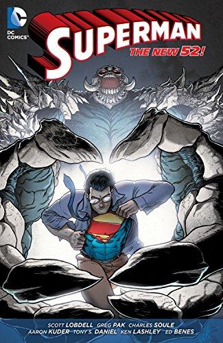 9781401252403: Superman: Doomed (The New 52)