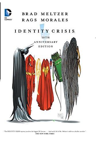 9781401252786: Identity Crisis: 10th Anniversary Edition