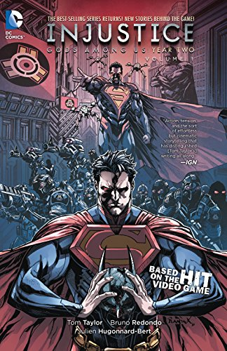9781401253400: Injustice: Gods Among Us: Year Two Vol. 1