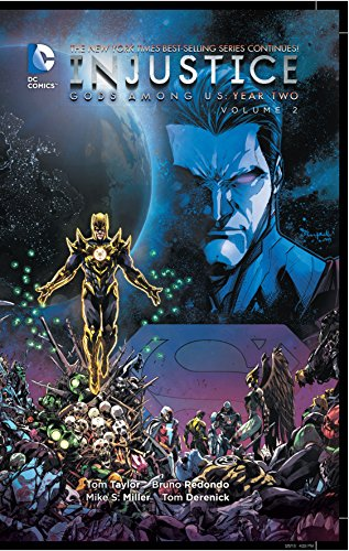 9781401253417: Injustice: Gods Among Us: Year Two Vol. 2