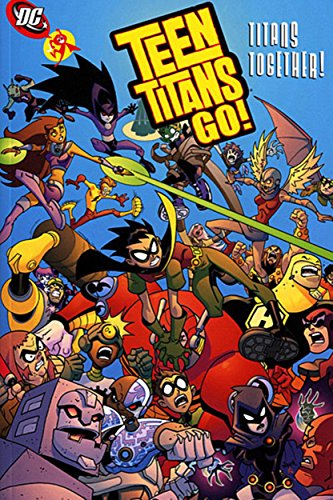 9781401253677: Teen Titans Go Titans Together TP New PTG