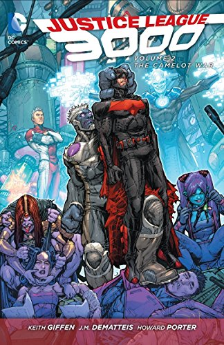 Justice League 3000 Volume 2 The New 52