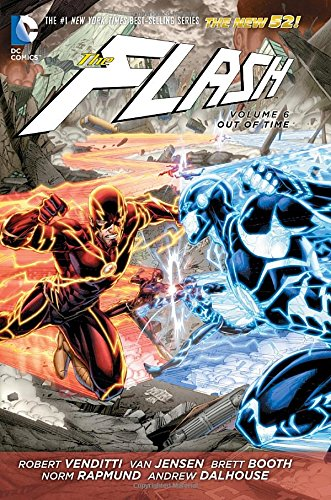 9781401254278: The Flash Vol. 6: Out of Time (The New 52)