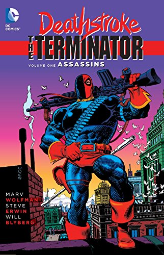 Deathstroke The Terminator 1