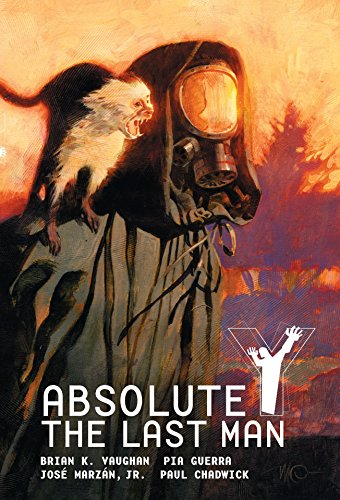 Absolute Y: The Last Man Volume 1 HC (Hardcover): Brian K. Vaughan