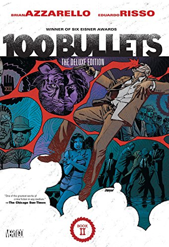 9781401254315: 100 Bullets. Book Two