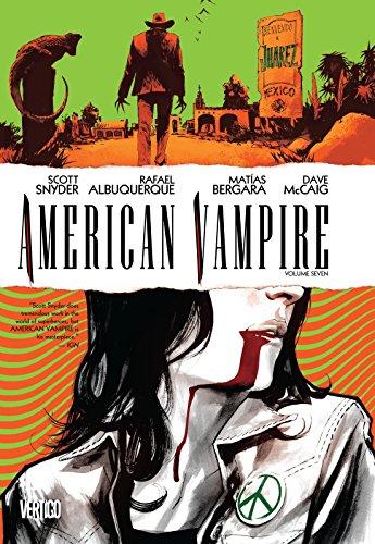 9781401254322: American Vampire Vol. 7