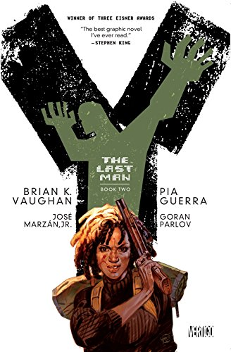 9781401254391: Y: The Last Man Book Two
