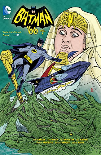 9781401254612: Batman '66 Vol. 2