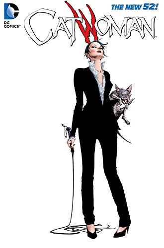 9781401254698: Catwoman Vol. 6: Keeper of the Castle (The New 52)