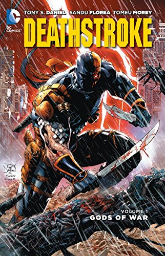9781401254711: Deathstroke the Terminator Volume 1: Gods Of War (The New 52) (Deathstroke the New 52)
