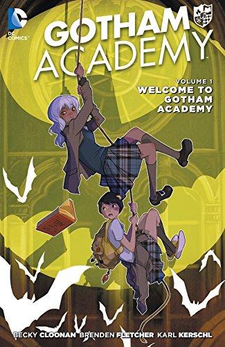 9781401254728: Gotham Academy Vol. 1: Welcome to Gotham Academy (The New 52)