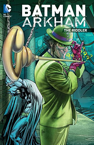 9781401255138: Batman Arkham: Riddler