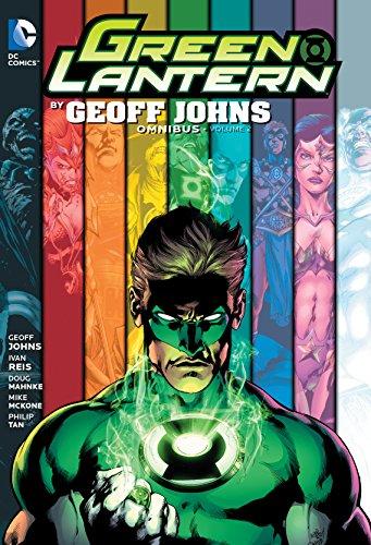 9781401255268: Green Lantern by Geoff Johns Omnibus Vol. 2