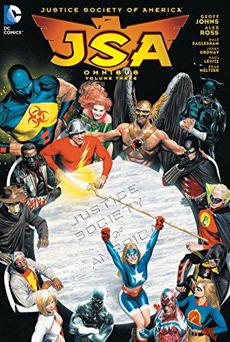 JSA Omnibus Vol. 3: Johns, Geoff; Ross, Alex