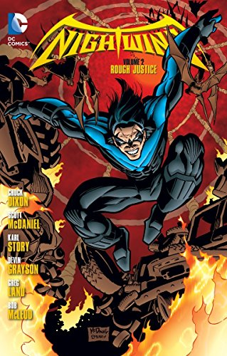 9781401255336: Nightwing Vol. 2: Rough Justice