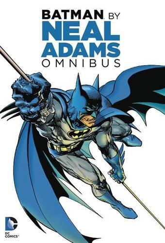 9781401255510: Batman by Neal Adams Omnibus.