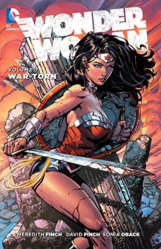 Wonder Woman Vol. 7: War-Torn: Finch, Meredith