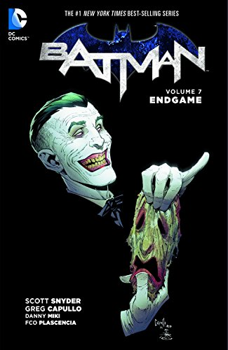 9781401256890: Batman Vol. 7: Endgame (The New 52)
