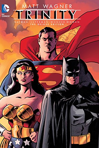 9781401256906: Batman/Superman/Wonder Woman: Trinity Deluxe Edition