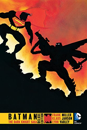 Batman: The Dark Knight Saga Deluxe Edition: Miller, Frank