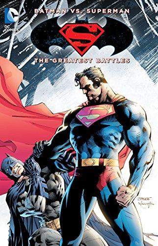 Batman vs. Superman: The Greatest Battles: Various