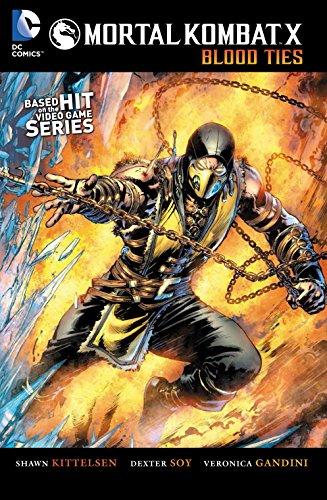 9781401257088: Mortal Kombat X