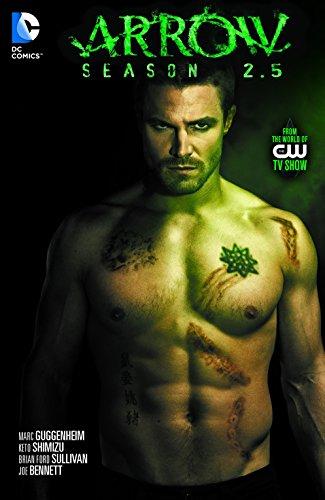 9781401257484: Arrow Season 2.5