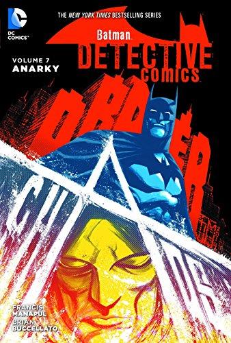 9781401257491: Batman Detective Comics HC Vol 7 Anarky